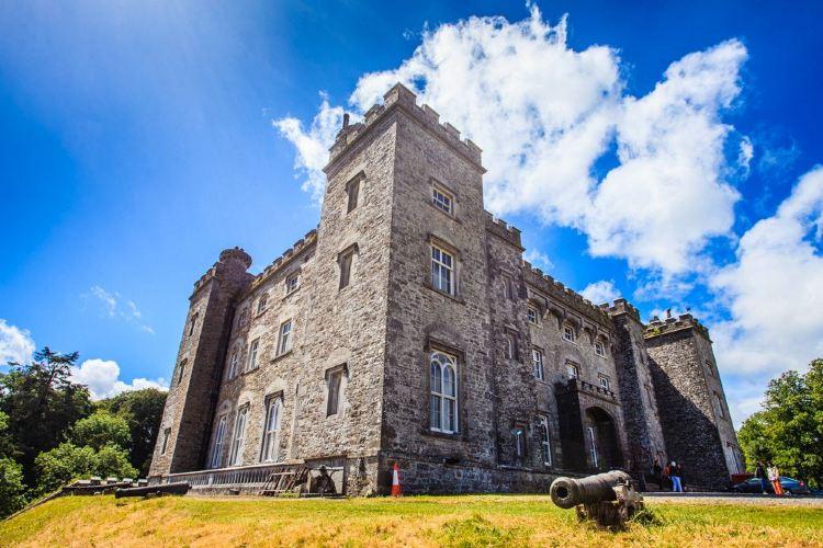 Slane Castle1