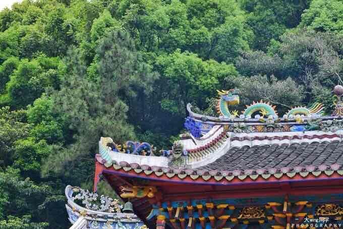 Yinna Mountain (Lingguang Temple)4