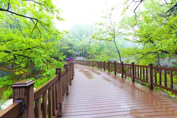 Yunmeng Scenic Area, Yimeng Mountain3