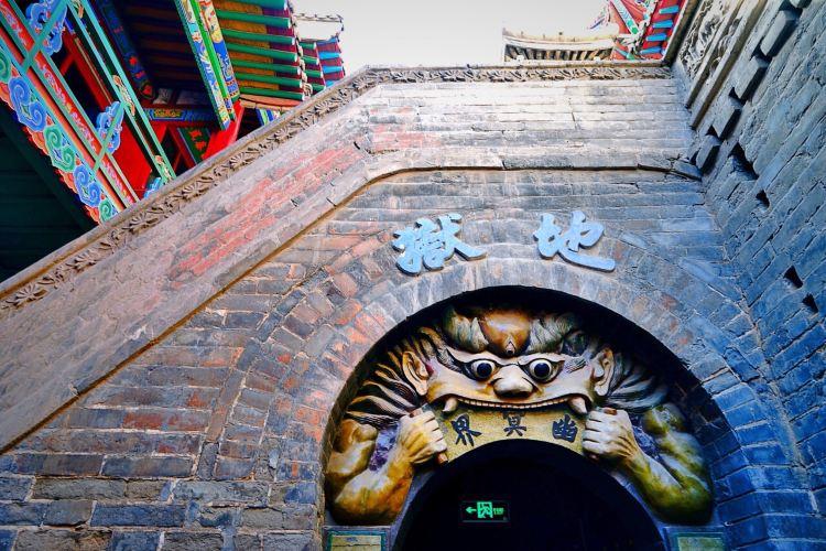 Gaomiao Temple of Zhongwei4