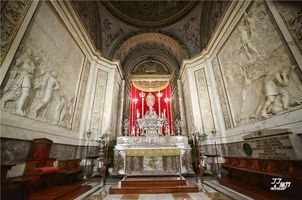 巴勒莫大教堂及地下寶藏1