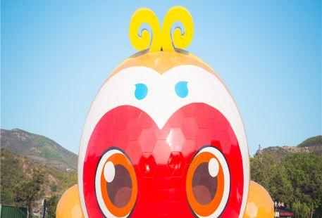 "Huaguoshan ""The Monkey King Returns"" 360 Extreme Flying Ball"