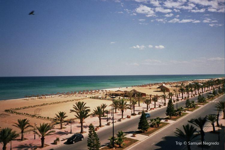 Hammamet Beach3
