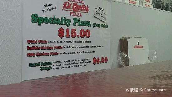 Dicarlos Downtown Pizza