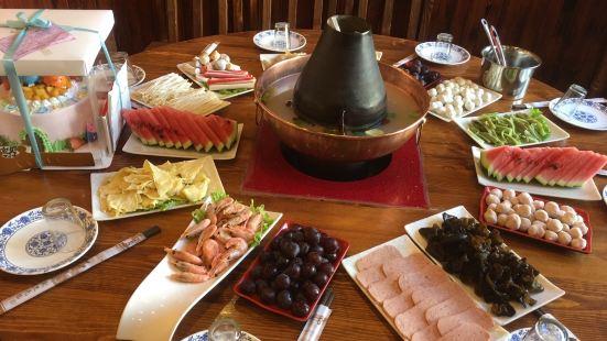 紅焱焱炭火鍋