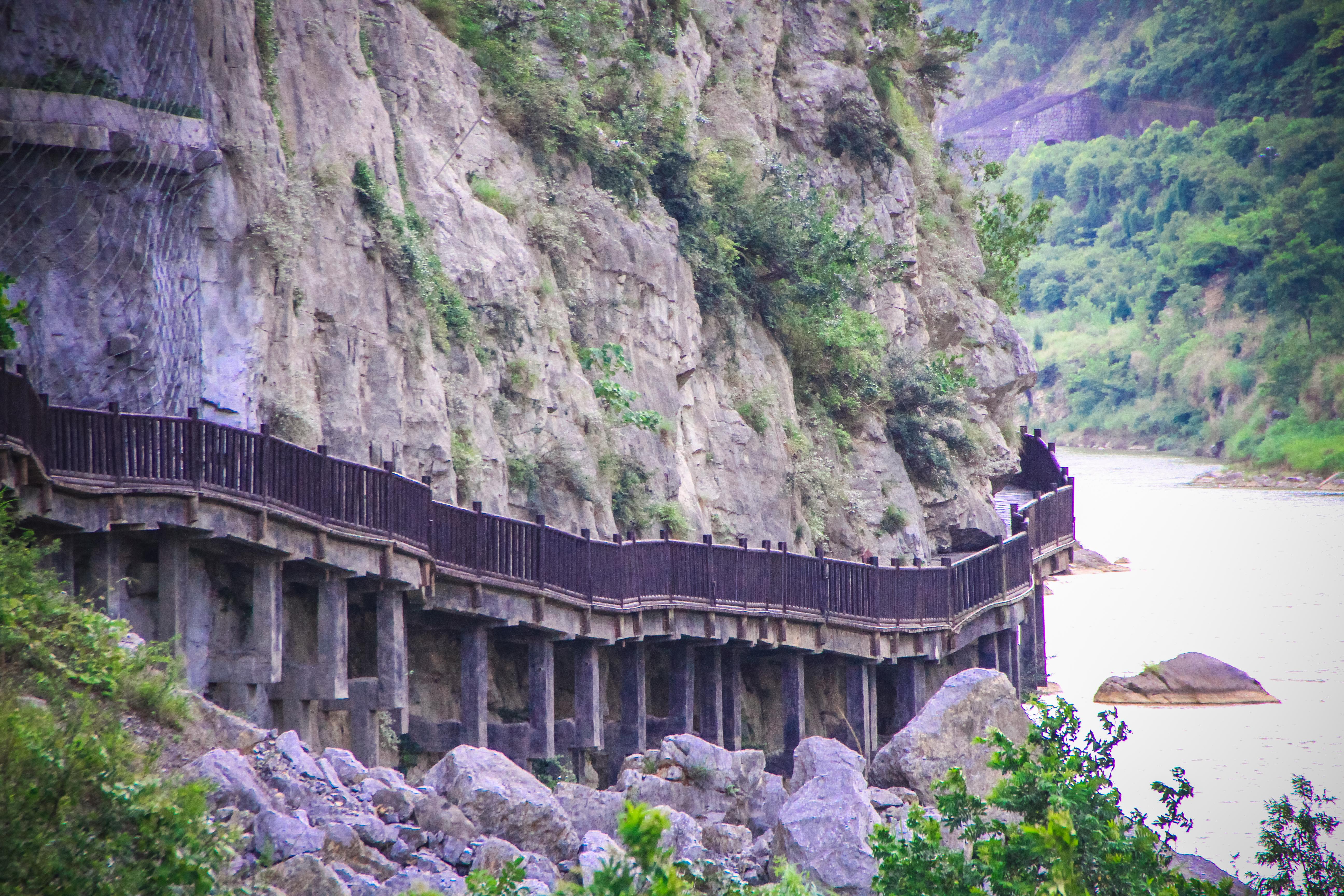 Mingyue Gorge