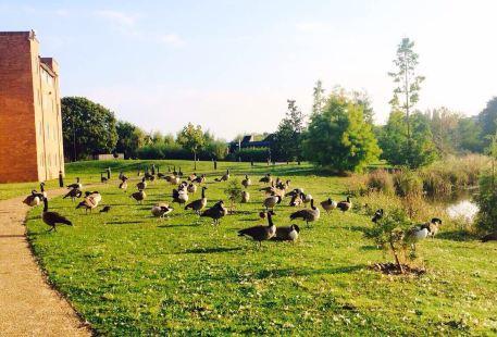 Sportovne Relaxacni Areal Hluboka nad Vltavou