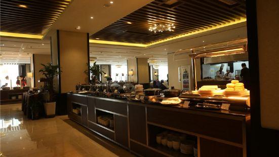 和潤藝術酒店自助早餐廳