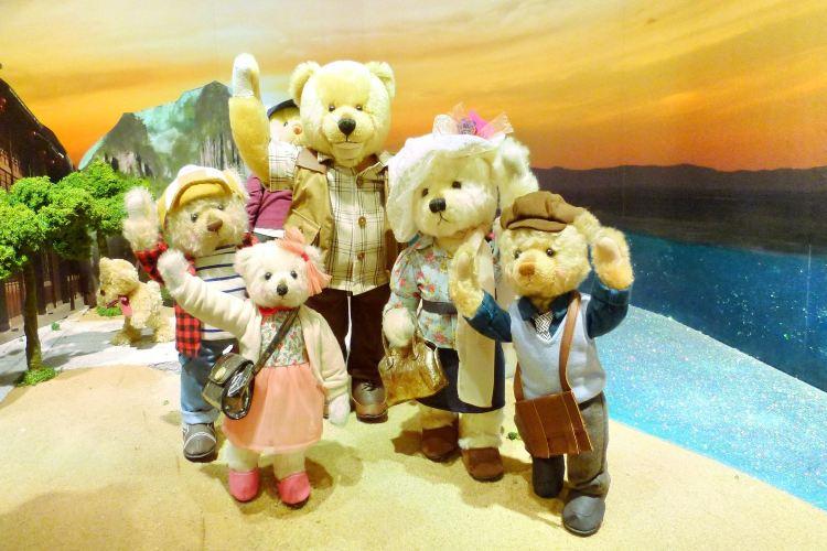 泰迪熊博物館1