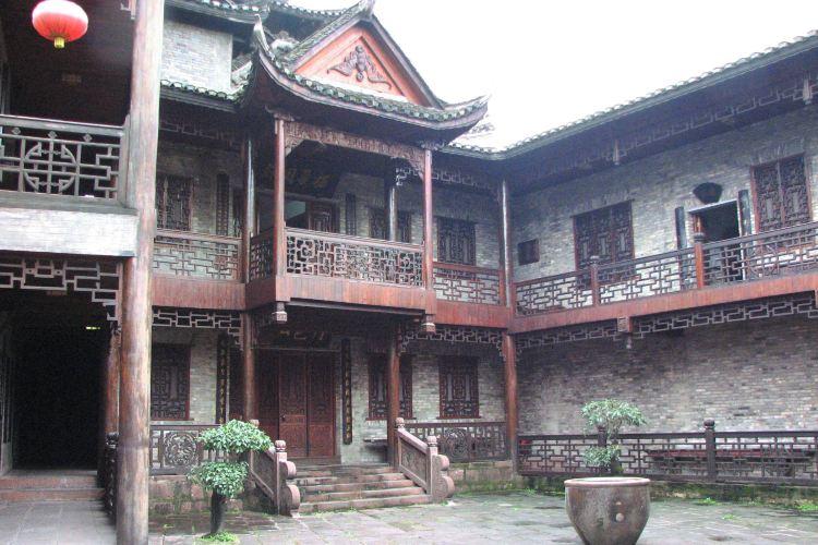 봉황고성 박물관