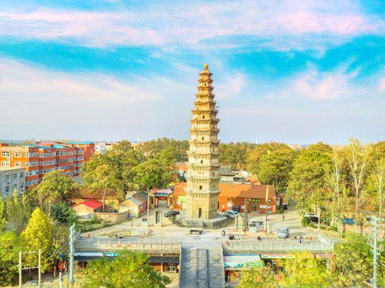 Qianmingsi Pagoda