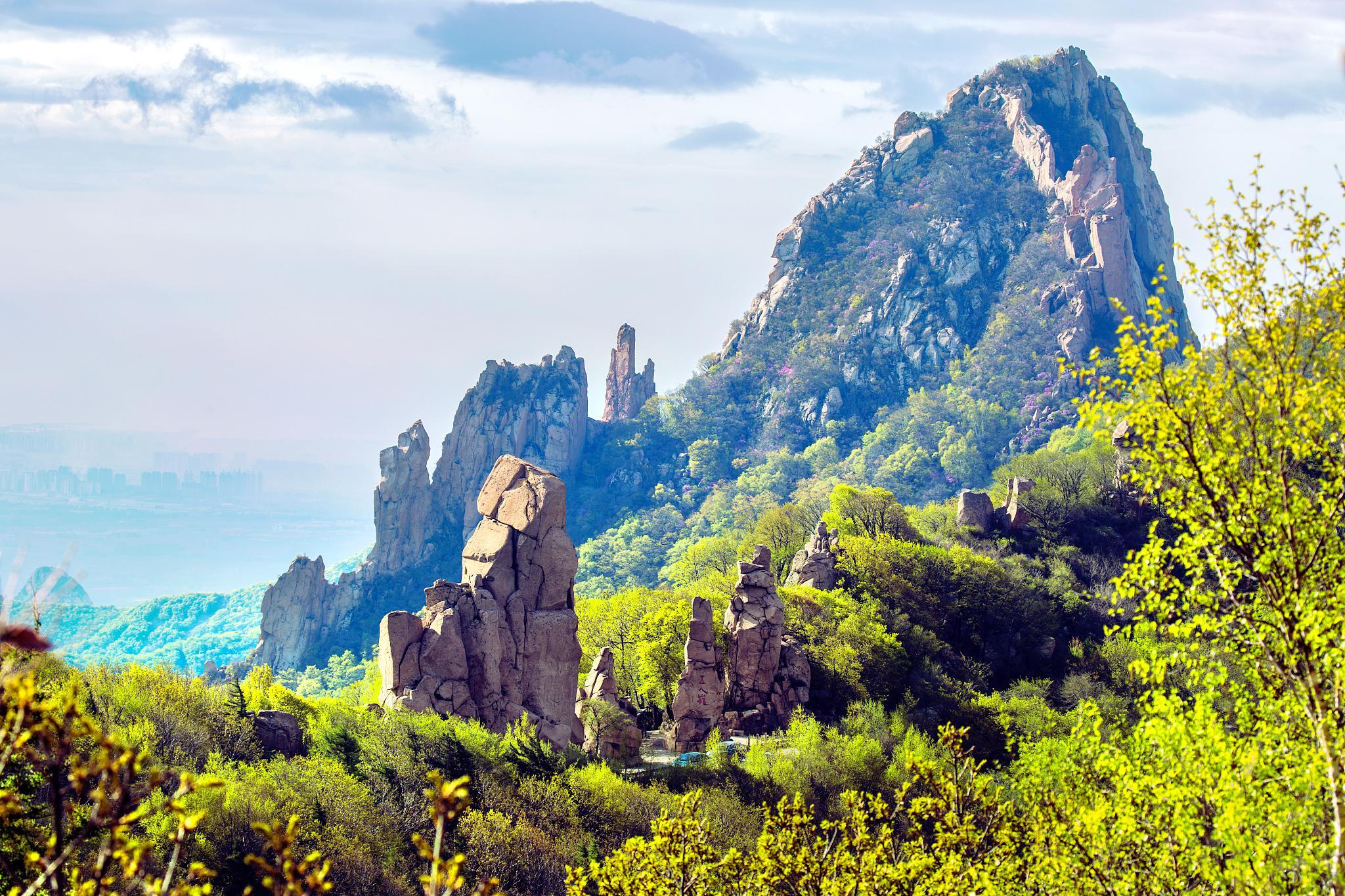 Zushan Scenic Area
