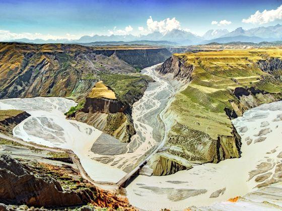 安集海大峽谷