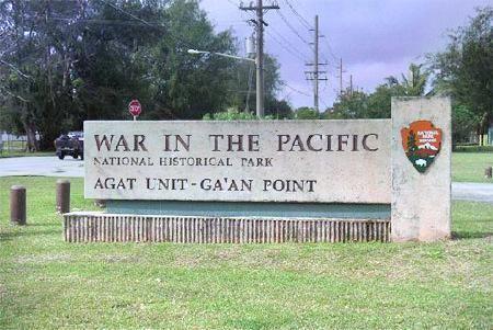 太平洋戰爭紀念公園