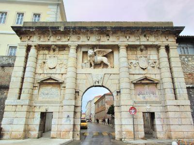 Zadar City Gate