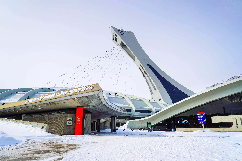 蒙特利爾奧林匹克體育館