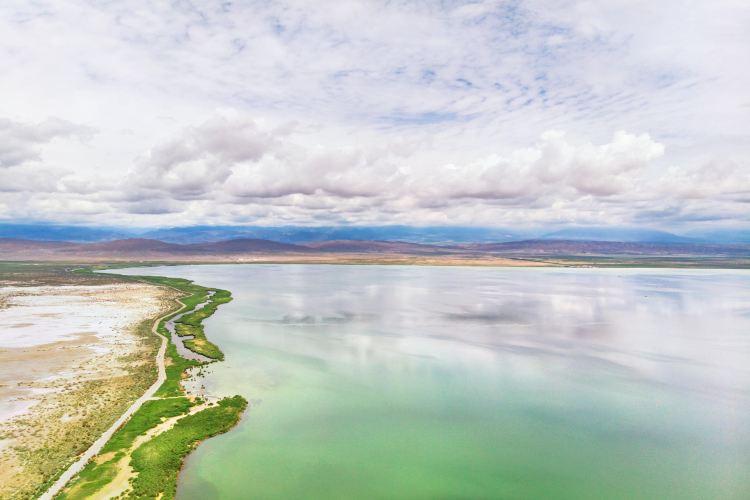 小柴達木湖