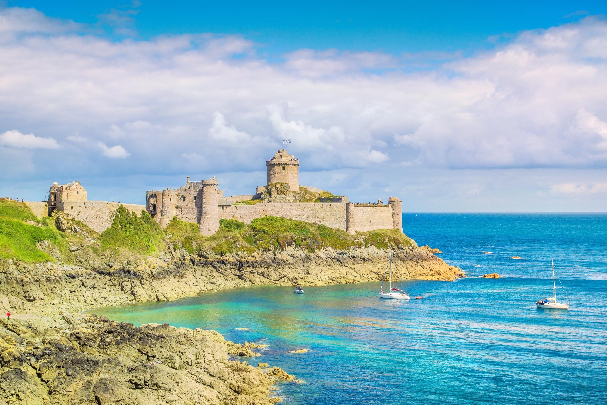 St-Malo Citadel