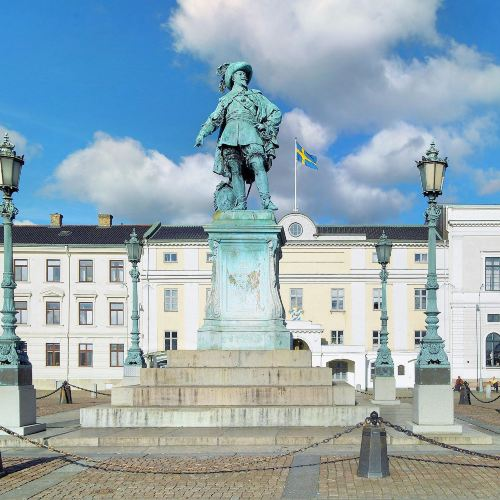 Gustaf Adolf's Square