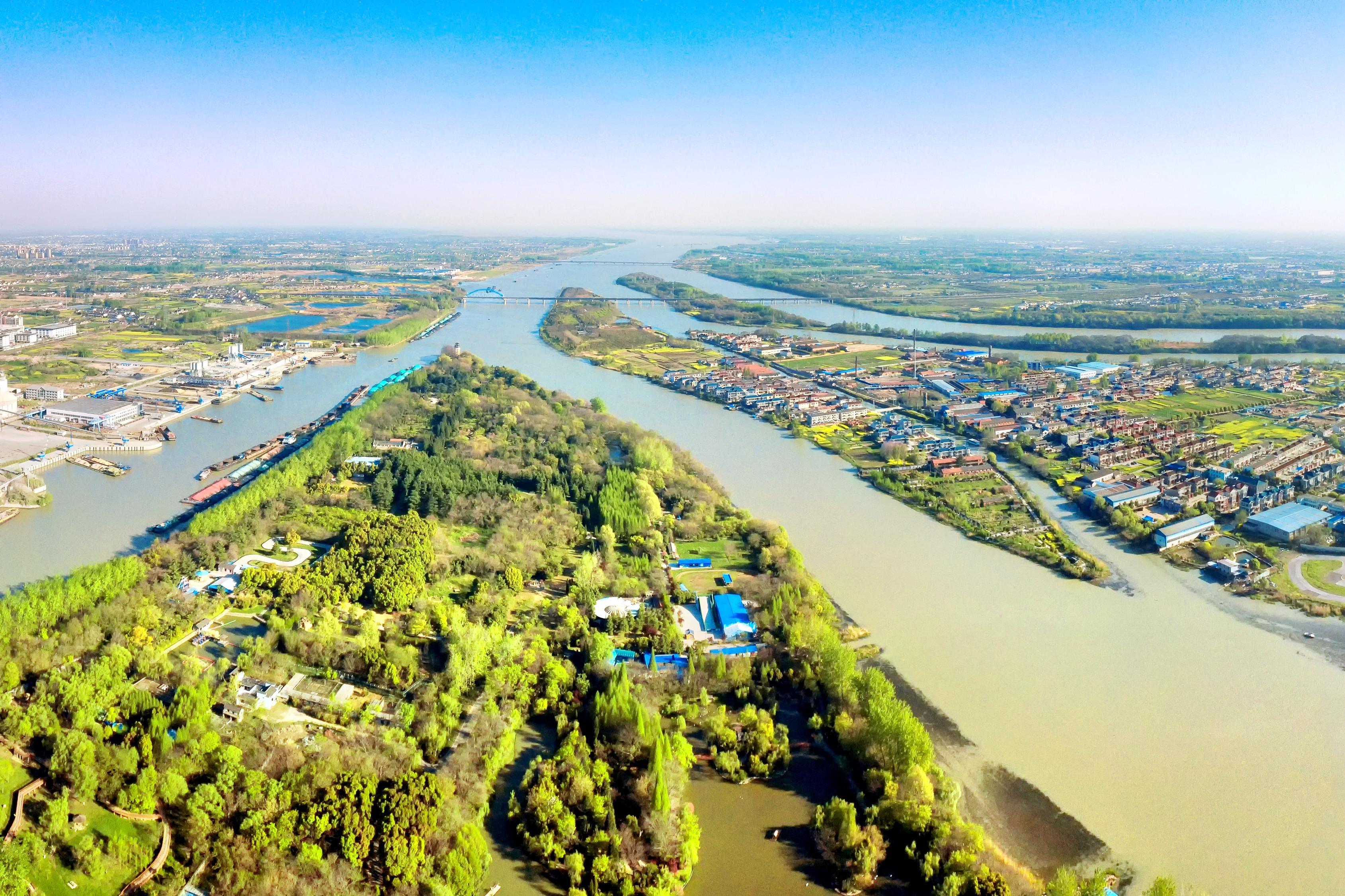 揚州古運河
