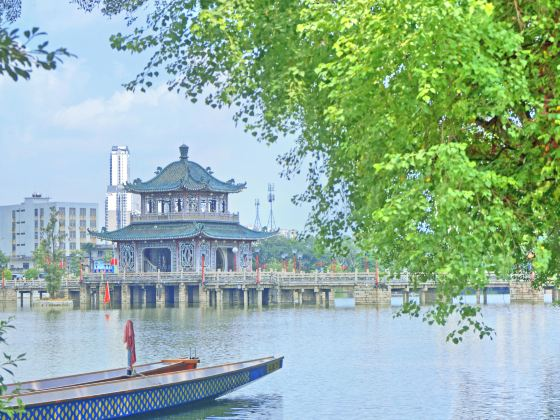 揭陽榕江西湖公園