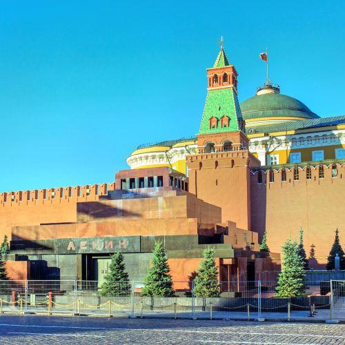 Lenin Mausoleum