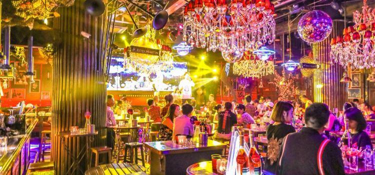 重慶蘇荷酒吧(九街店)3