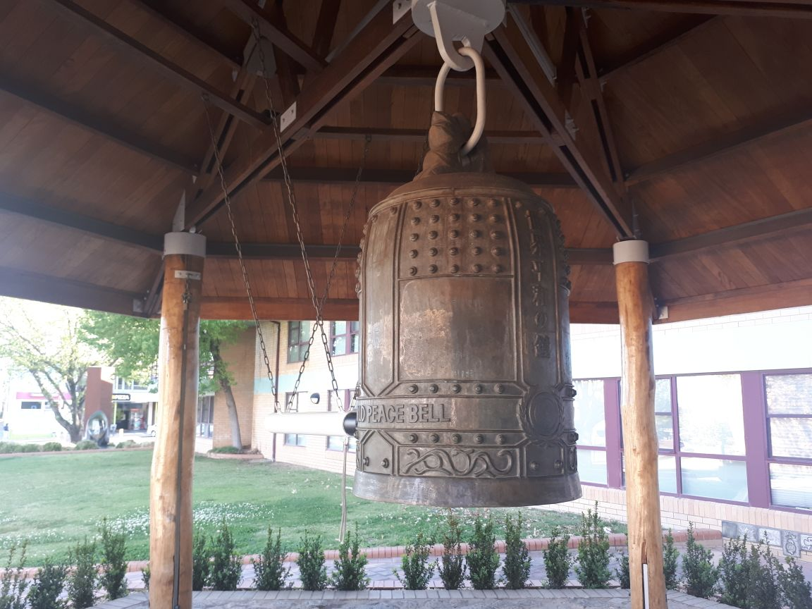 Australia's World Peace Bell