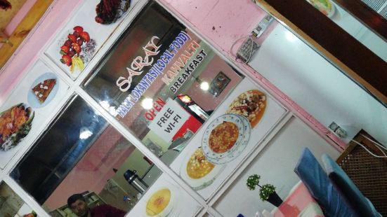 Saray local food