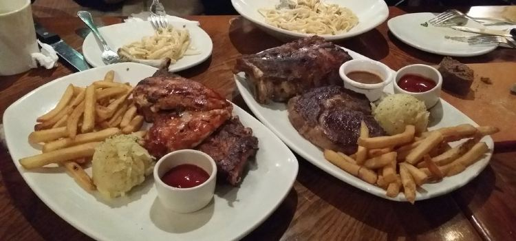 Outback Steakhouse (Causeway Bay)1