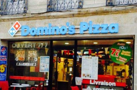 Domino's Pizza St Seurin
