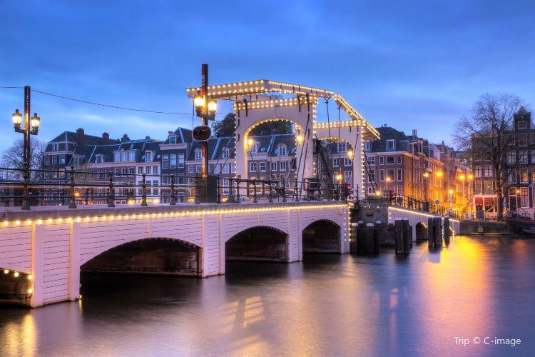 Magere Brug (Skinny Bridge)3