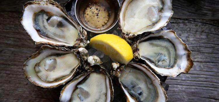 Taylor Shellfish Oyster Bar1
