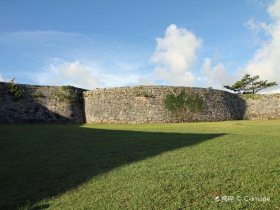 Zakimi Castle Ruins