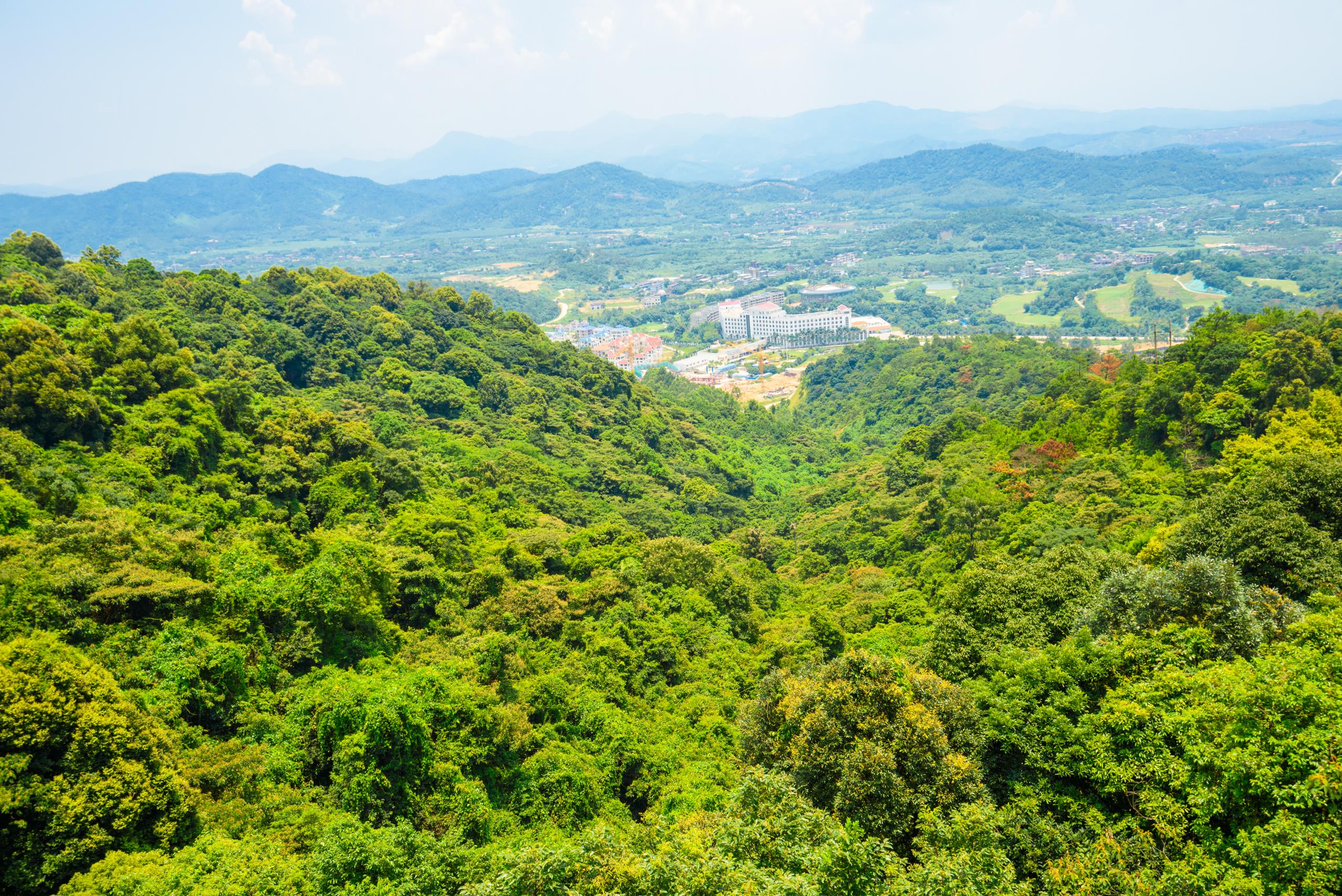 루어푸산(나부산)