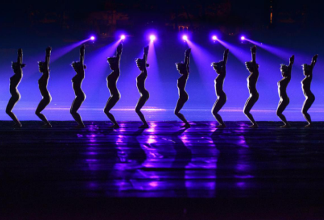 """Water Charm Zhangjiang"" Minority Customs Performance"