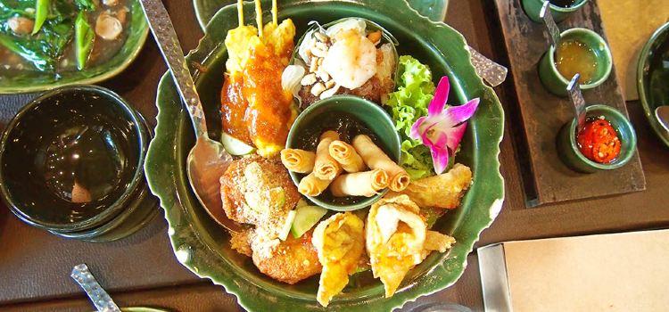 Nara泰式餐廳(曼谷Central World)1
