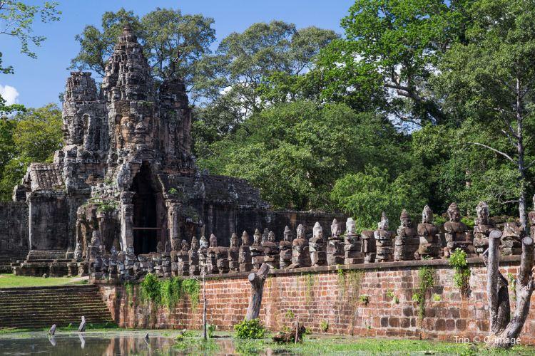 South Gate - Angkor Thom3