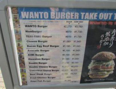 Wanto Burger