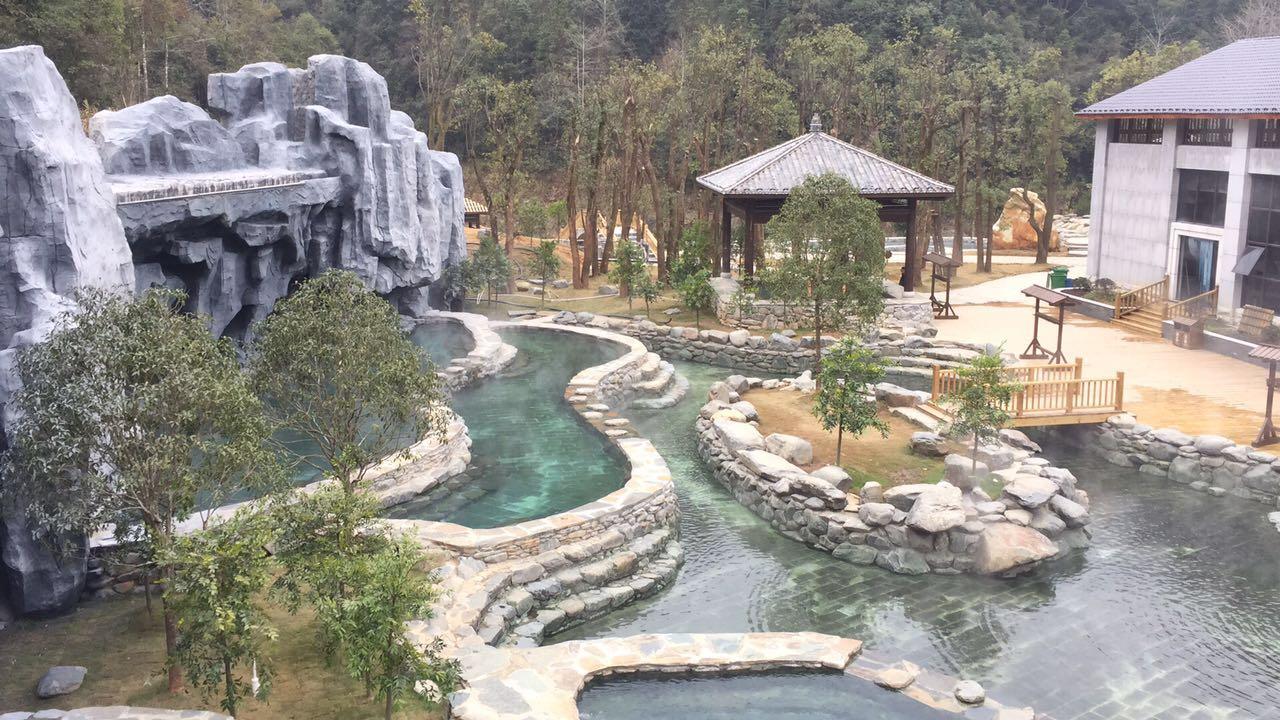 湯里森林溫泉旅遊度假區