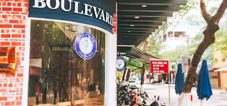Boulevard Gelato & Coffee