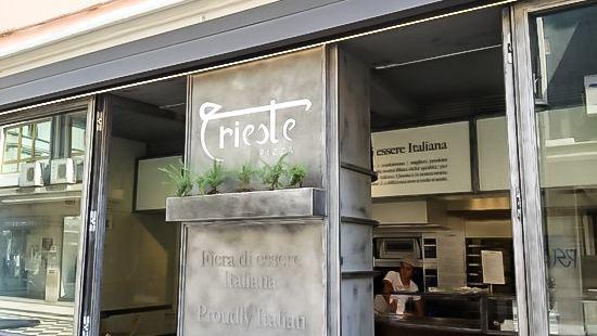 Trieste Pizza(Monti)