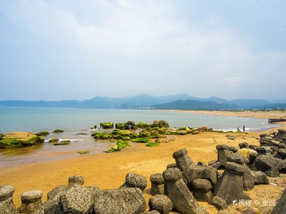 New Jinshan Beach