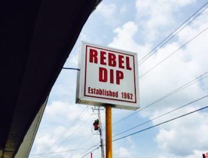 Rebel Dip Drive In