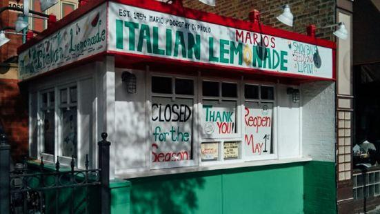 Mario's Italian Lemonade