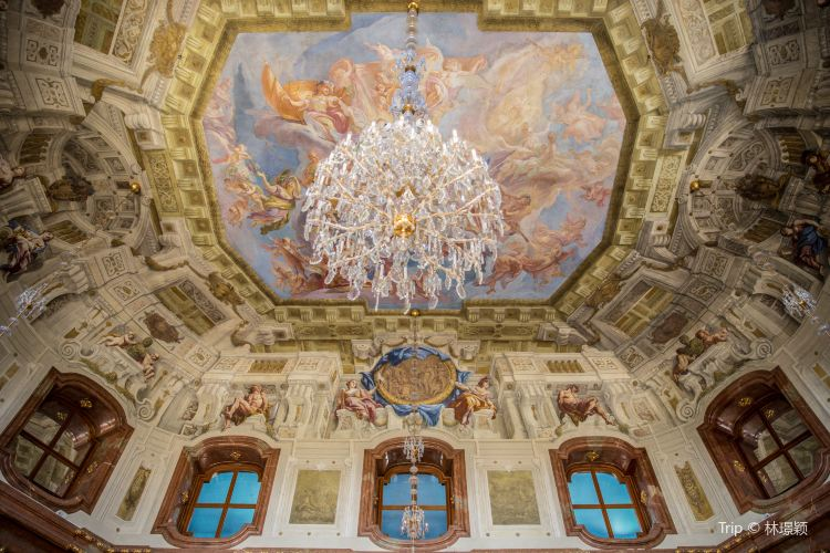 Schloss Belvedere1