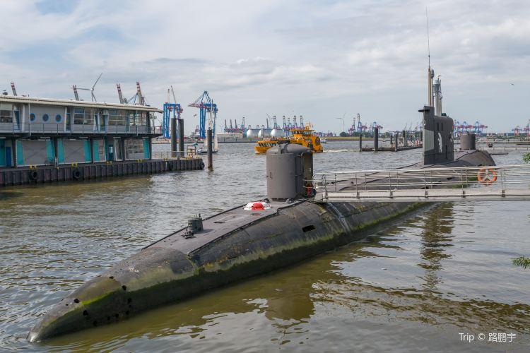 U-434潛艇博物館1