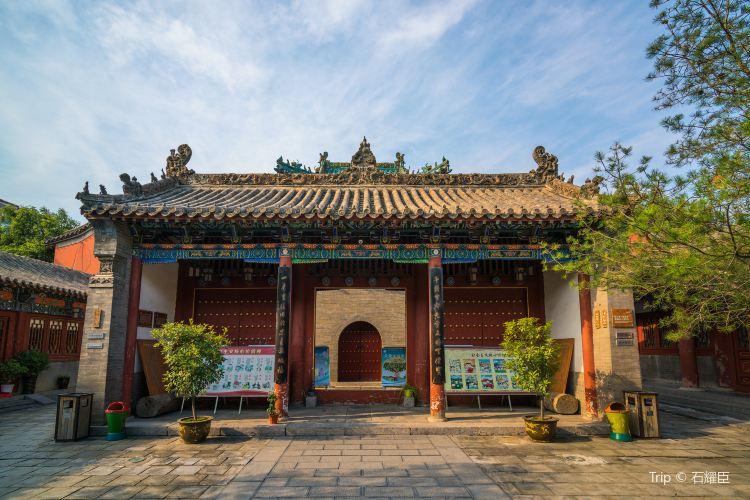 Zhengzhou City God Temple2