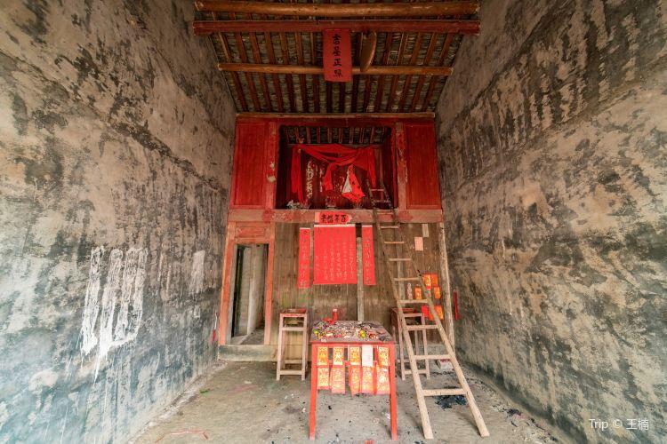 Qingwafang Ancient Village1