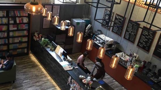 新華書店(昆明書城)up咖啡吧
